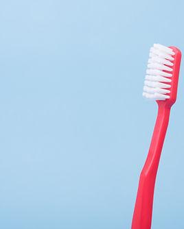 Red Toothbrush
