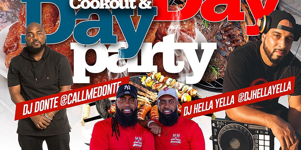Labor Day Cookout & Day Party