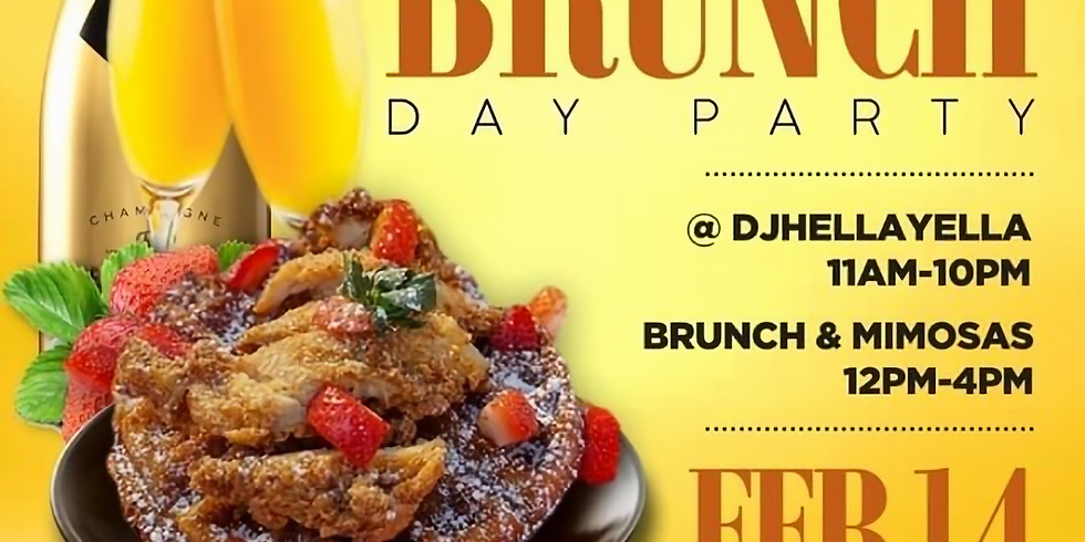 Singles Sunday Brunch & Day Party
