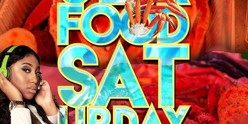 Seafood Saturday with @Melissa_Bellz_TheDJ