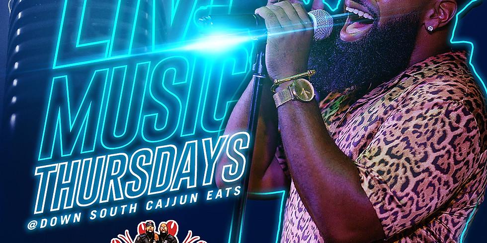 Live Music Thursdays @ Cajjun Eats!