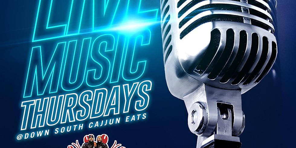 Live Music Thursdays!