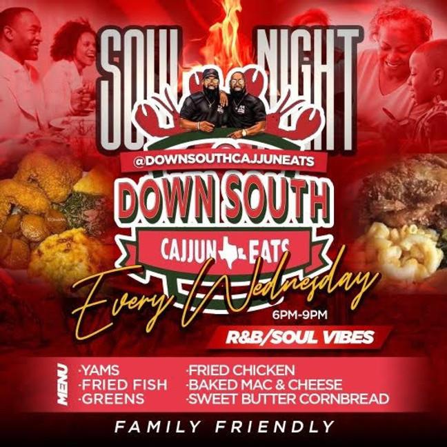 Soul Food Night!