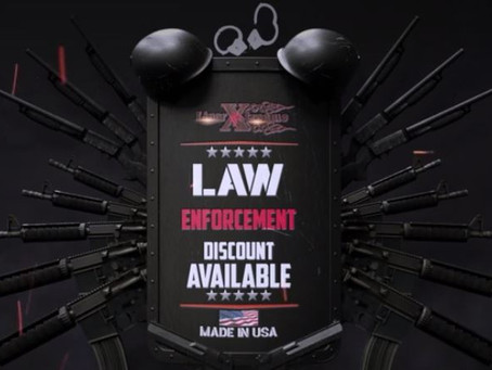 Military, Law Enforcement, First Responder Discount Available