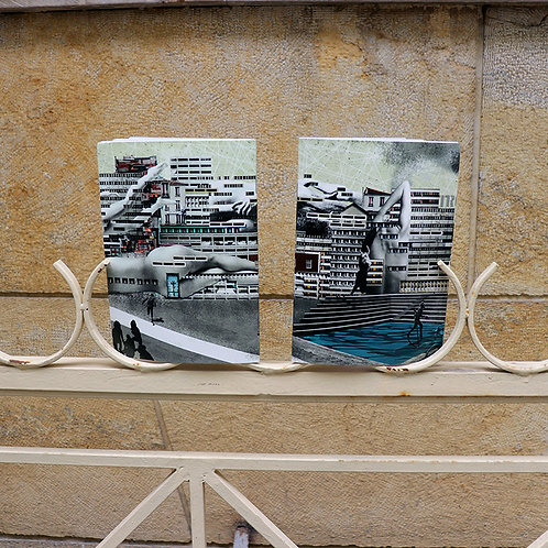 Urban Surrealism Notebook #6