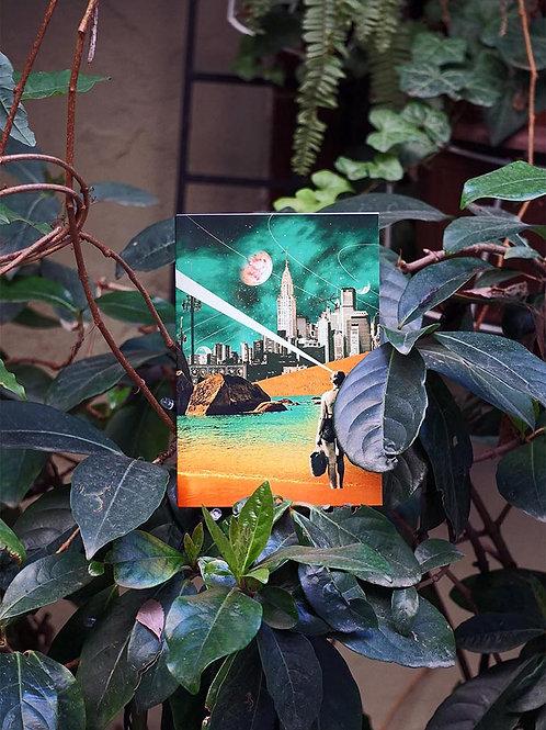 Urban Surrealism Notebook #1