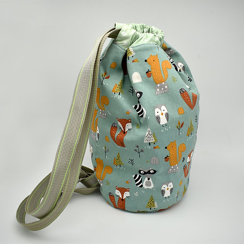 Kids' bagpack with adjustable straps