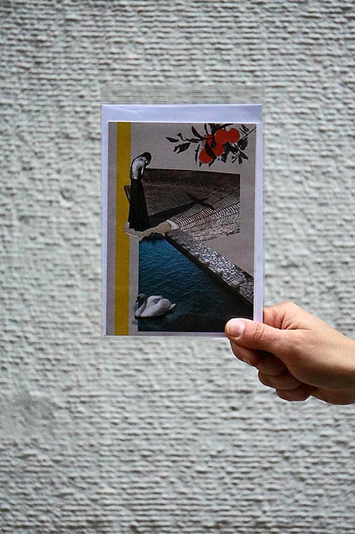 Urban Surrealism Postcard Pack #4