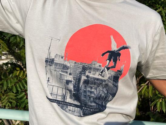 Athens' Fall T-Shirts by Danai Gkoni