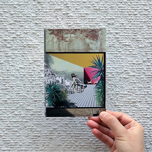 Urban Surrealism Postcard Pack #2