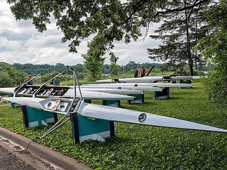 Juneteenth Intro-to-Rowing on Lake Phalen