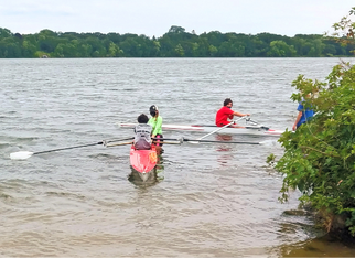 Youth Learn-To-Row in Covid Times