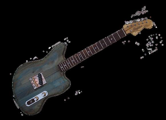 LGW1 model - Blue Block with SWB Surf body