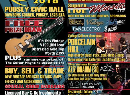 Leeds & Bradford Guitar Show