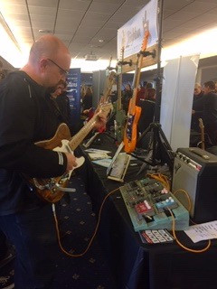 Custom Guitar and London International Guitar Show