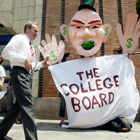 The College Board Scam