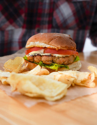 salmon burger with chips.jpg