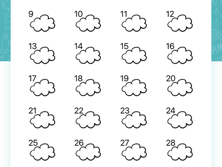 Moods Are Like Clouds
