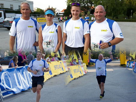 TheMile - Maler-Brandi Laufteam war dabei!