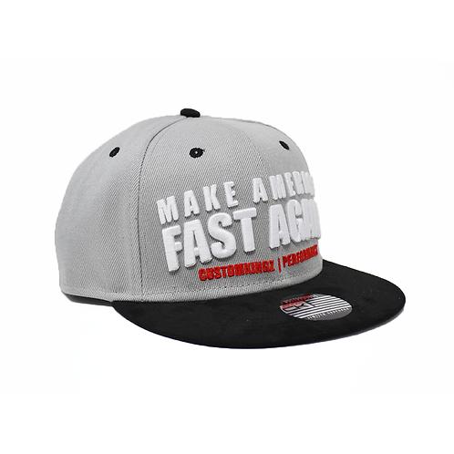 "SnapBack Cap Limited Edition ""President's Edition"" #Makeamericafastagain"