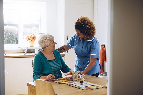 GET A CARER SUITABLE FOR YOUR NEEDS.