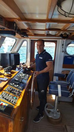 Captain Paschalis
