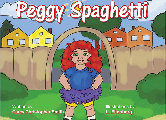 The Adventures of Peggy Spaghetti for 9.99 (E-Book download)
