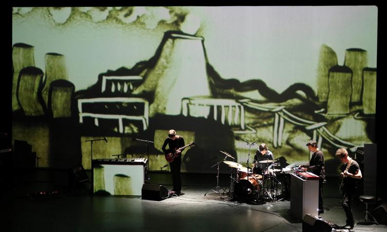 NAMAZU / Nouveau spectacle musical de Kafka
