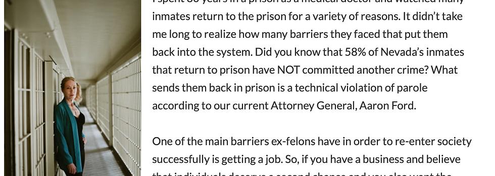 The Pros and Cons of Hiring an Ex-felon