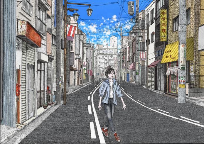 トキワ荘がある街②.jpg