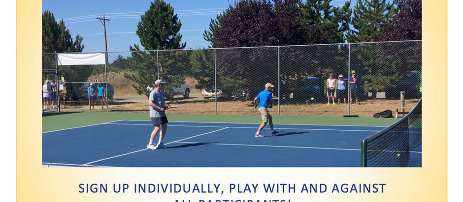 Lopez Senior 55+ Doubles Round Robin – August 25-26, 2018