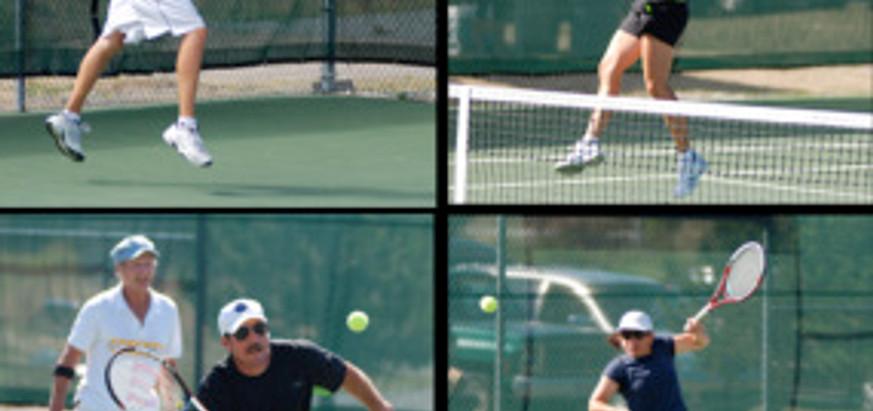 9th Annual Lopez Open Tennis Tournament