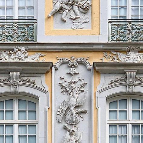 Augustusburg Palace in Brühl, Germany