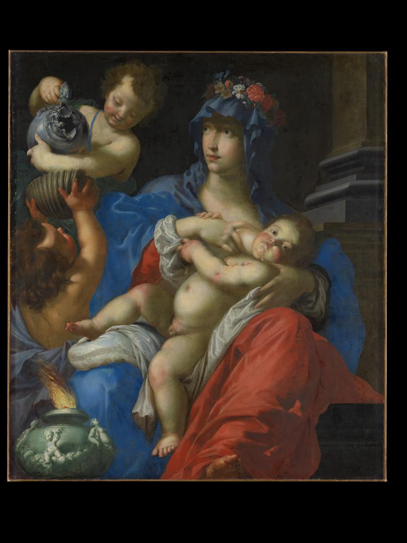 Charity ca. 1630