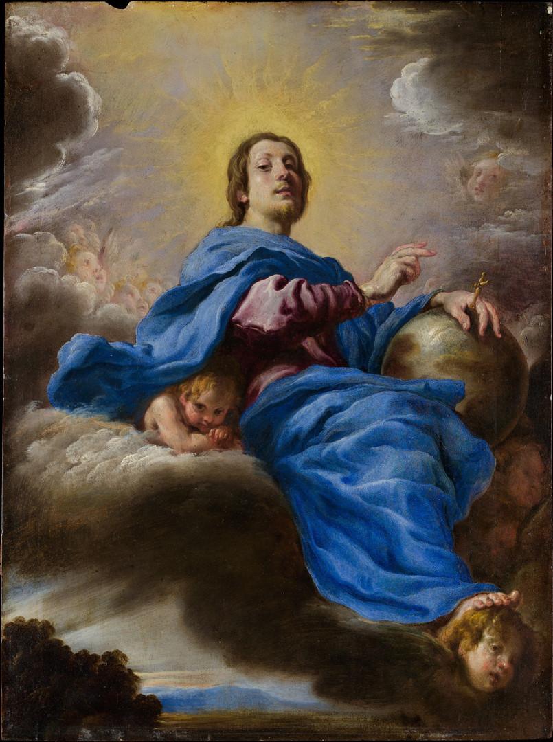 Salvator Mundi ca. 1622–23