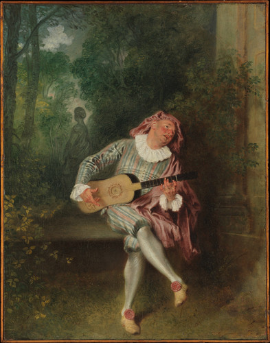 Mezzetin ca. 1718–20