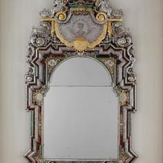 Mirror ca. 1710 Johann Valentin Gevers (German)
