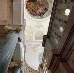 Schleissheim palace, Munich, Germany.