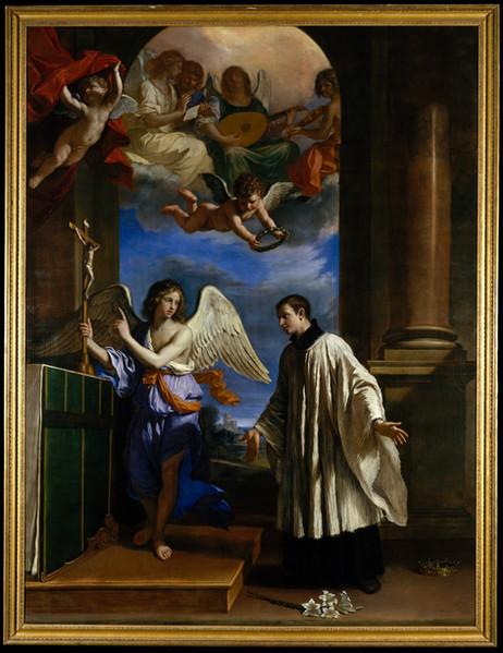 The Vocation of Saint Aloysius (Luigi) Gonzaga ca. 1650