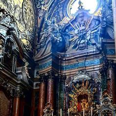 Basilica di San Petronio, Bologna, Italy.