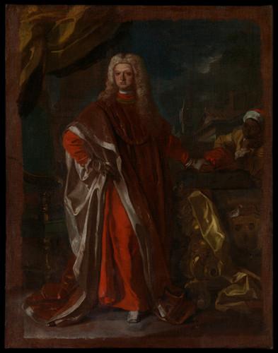 Diego Pignatelli d'Aragona (1687–1750) and an Enslaved African Servant