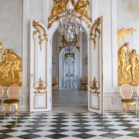 Sanssouci Palace, Potsdam (Germany)