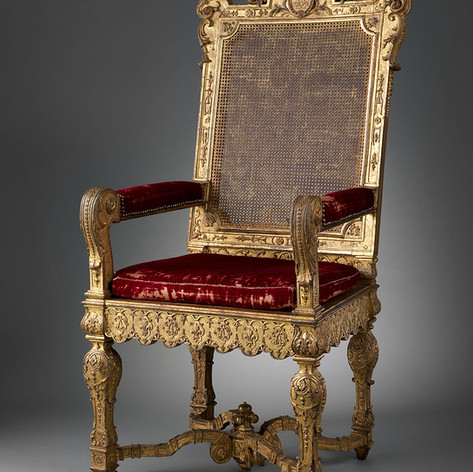 Armchair ca. 1700–1710 (French)