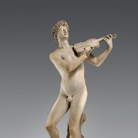 Orpheus (1600–1601) by Cristoforo Stati (Cristofano da Bracciano) Italian
