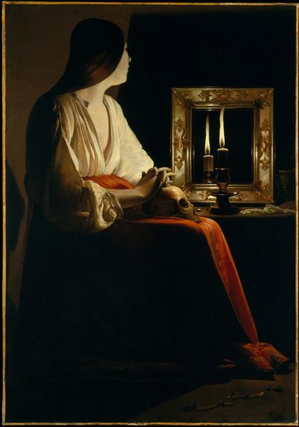 The Penitent Magdalen ca. 1640