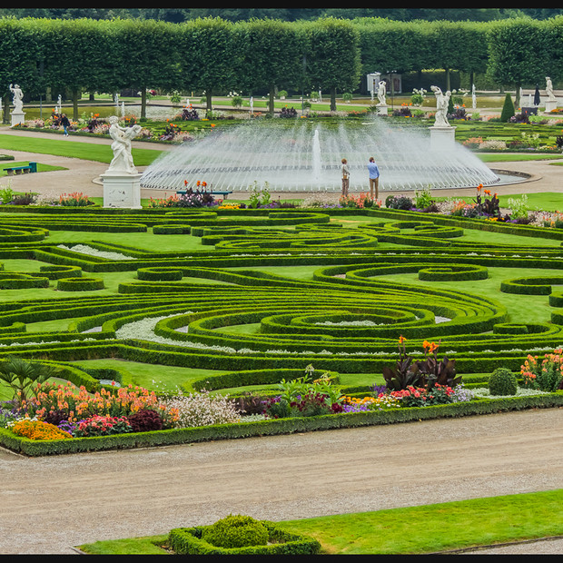 The Great Garden, Hannover, Germany