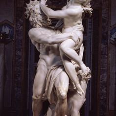 Rape of Proserpina by Gian Lorenzo Berini (1598-1680)