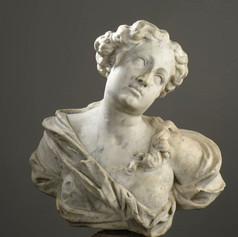 Bust Venice ca. 1700 by Orazio Marinali (1643-1720)