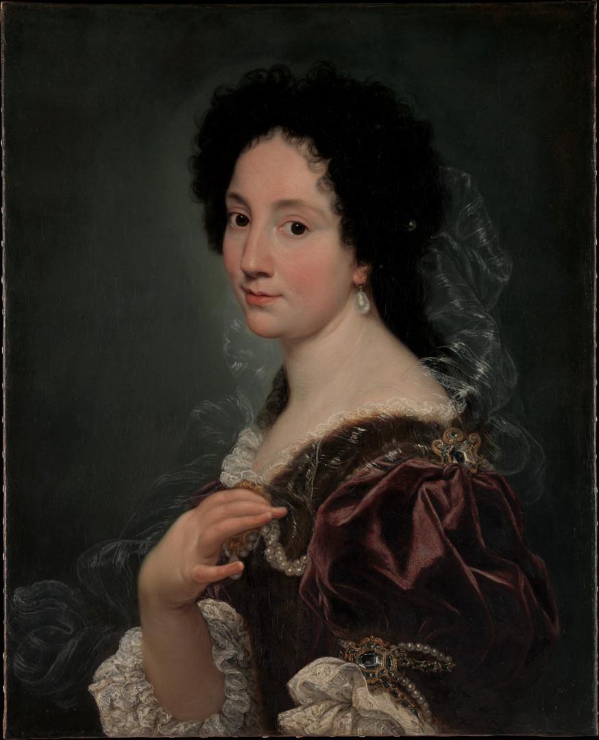 Portrait of a Woman ca. 1670s