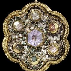 Pendant (made  late 17th century)